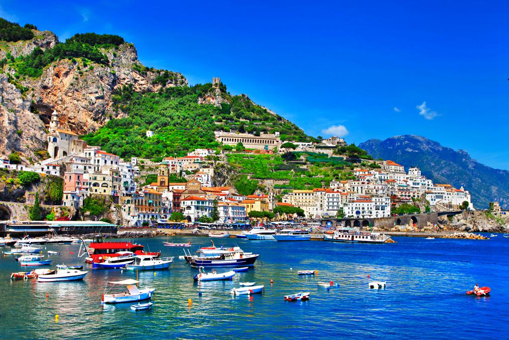 Амалфи, Италия