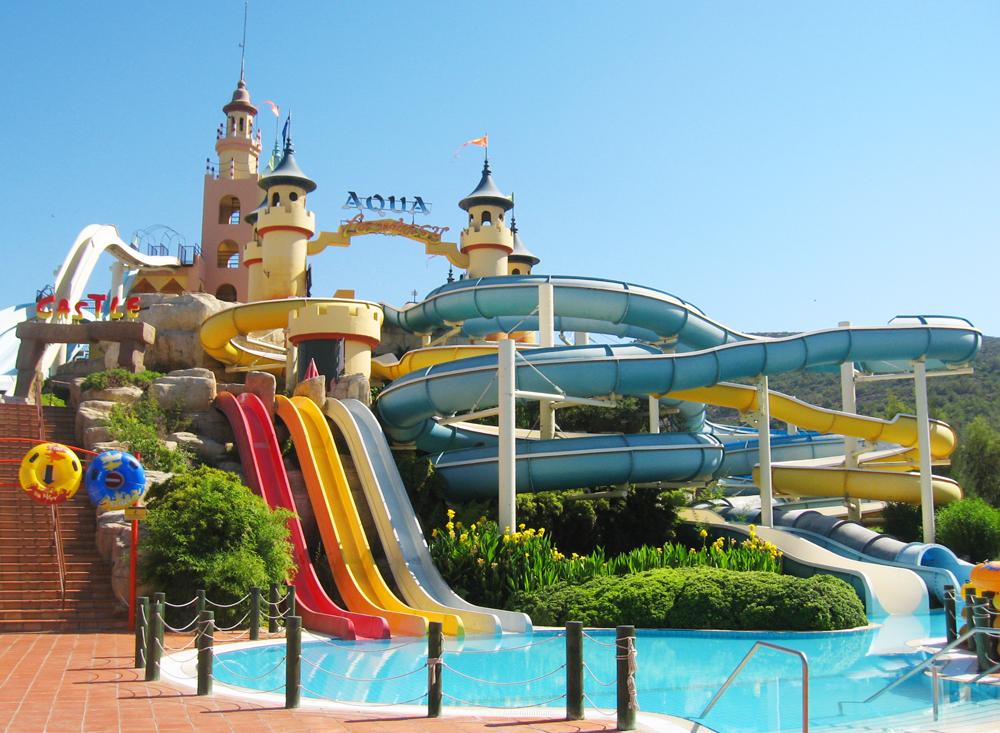 Aqua Fantasy в Кушадасы, Турция