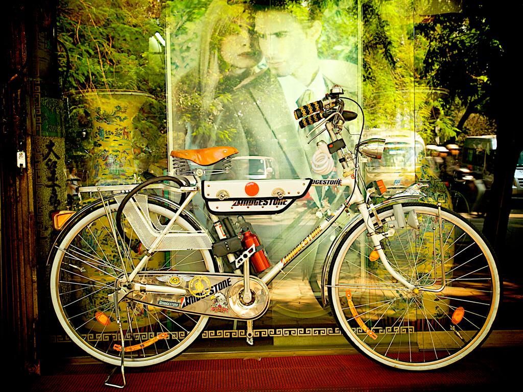 Аренда велосипеда во Вьетнаме