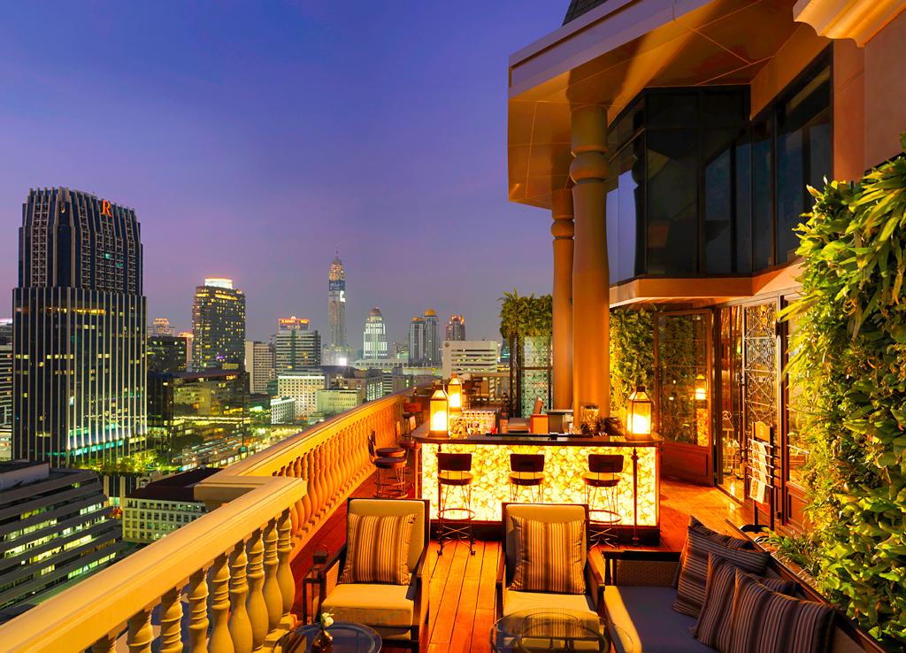 Бар SpeakEasy в отеле Muse, Бангкок
