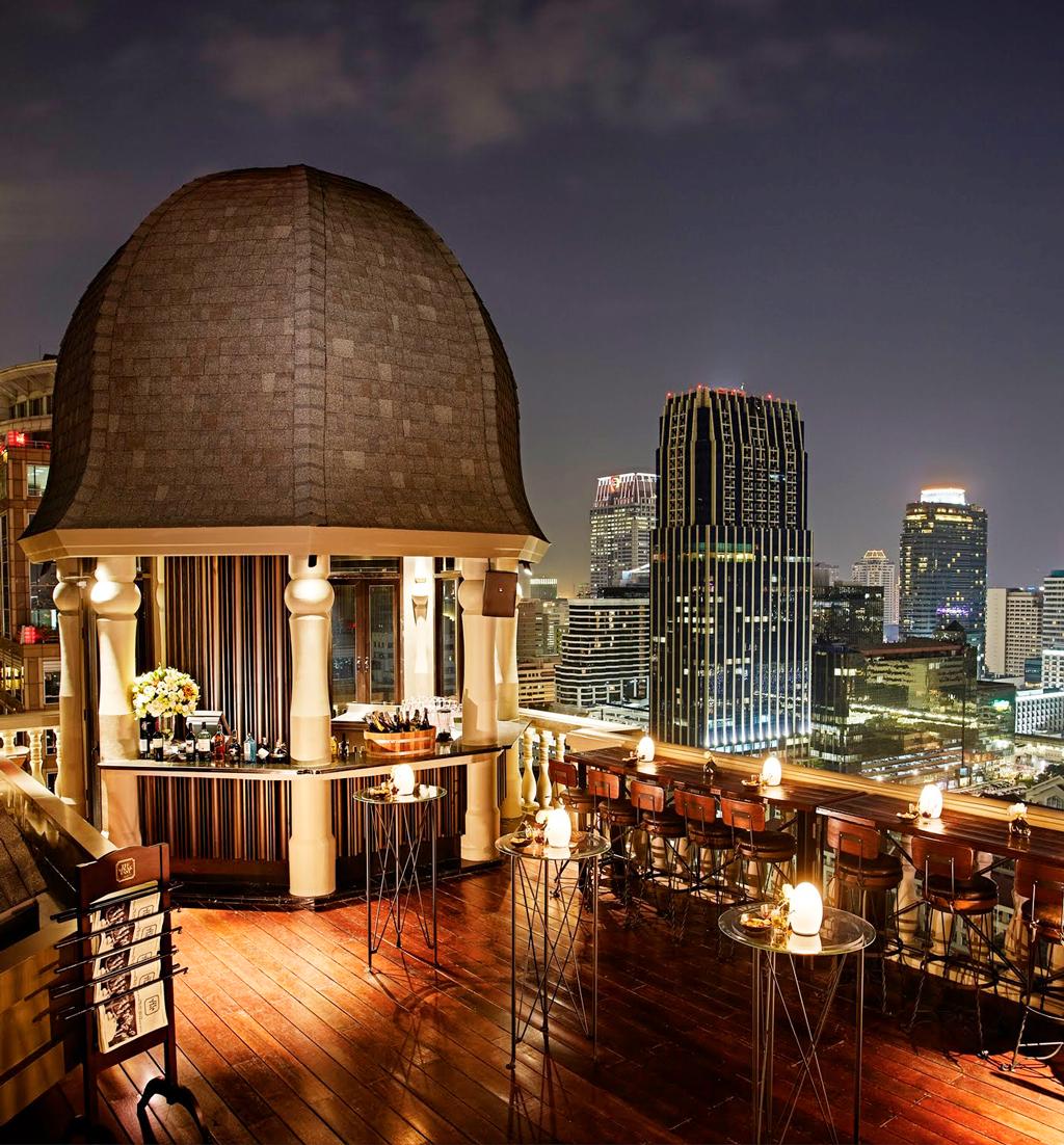 Бар SpeakEasy в отеле Muse на 25 этаже, Бангкок
