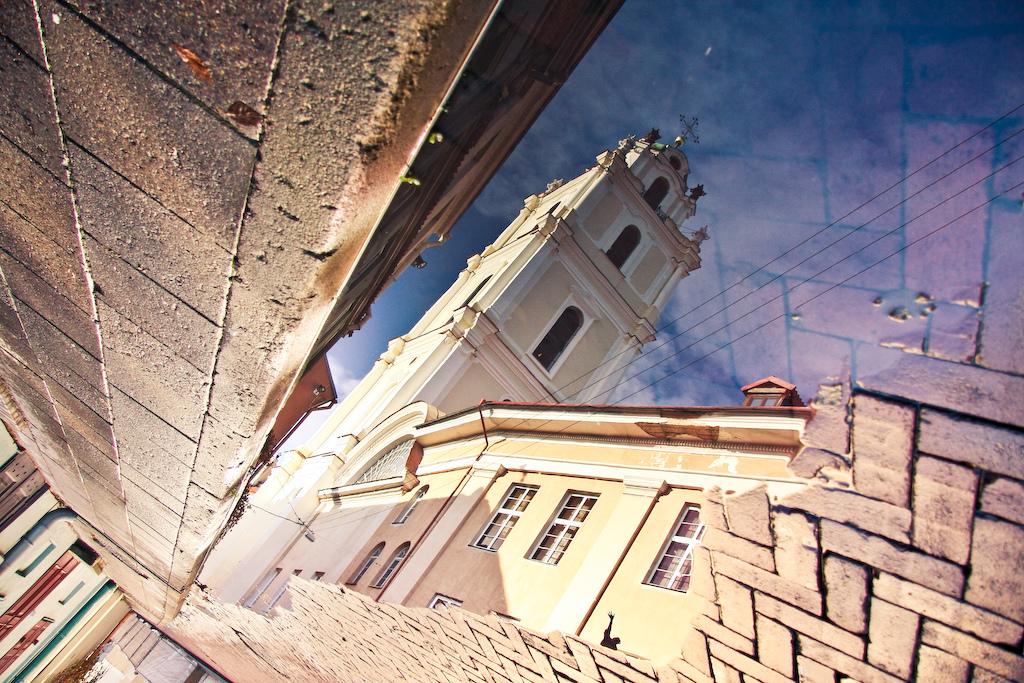 Костёл Святого Иоанна Крестителя и Святого Иоанна Евангелиста в Вильнюсе