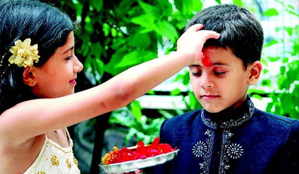 Бхайа-дуджа - последний день Дивали