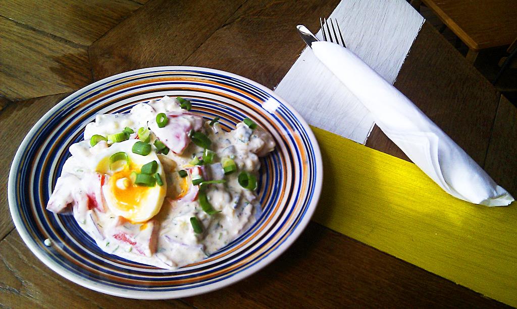 Блюдо эстонской кухни