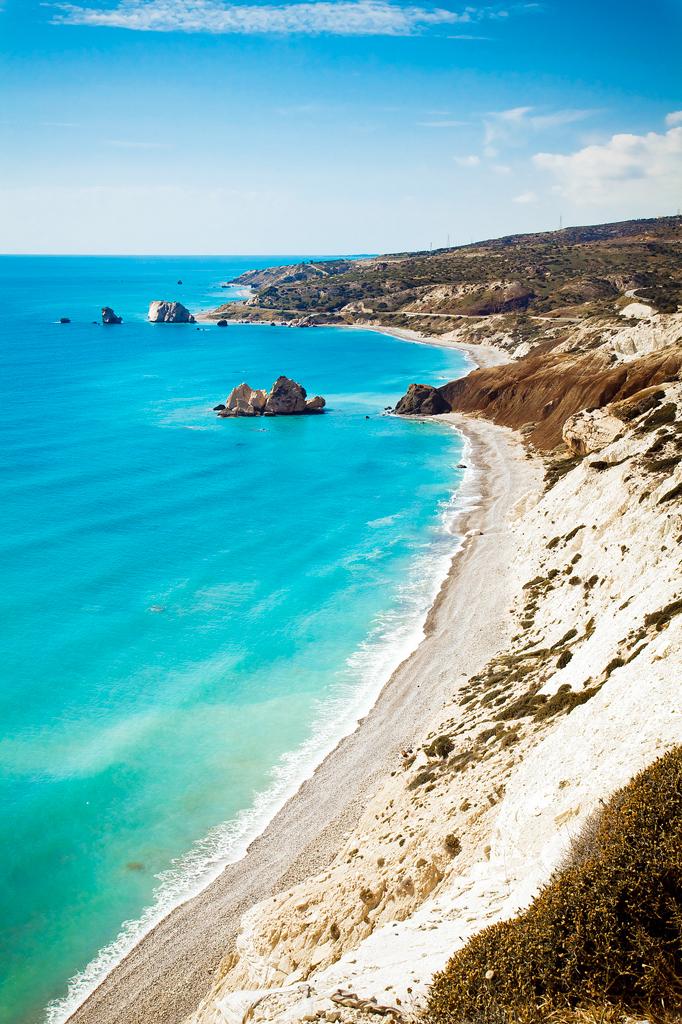 Бухта Афродиты, Пафос, Кипр