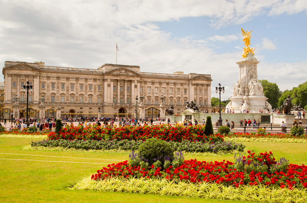 Букингемский дворец, Лондон