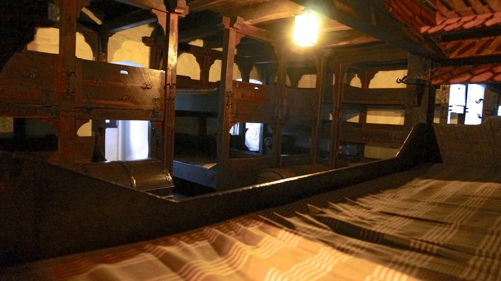 Общий номер в хостеле Burg Altena