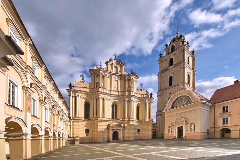 Костел Святых Иоаннов, Вильнюс