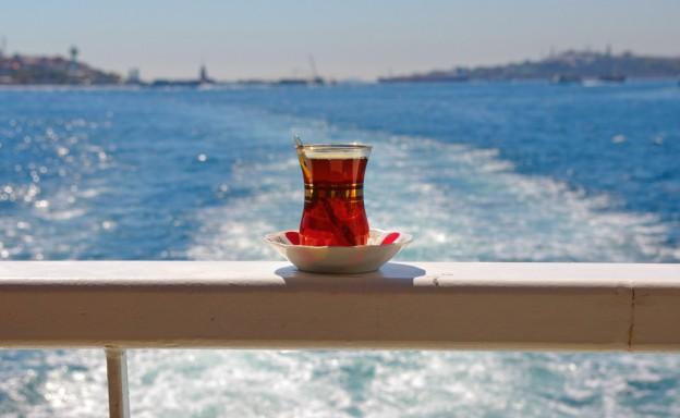 Чашка чая в Турции