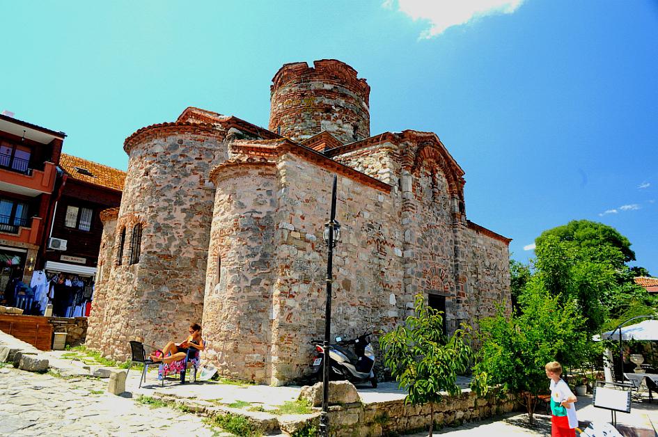 Часовня Св. Иоанна Крестителя, Золотые пески, Болгария