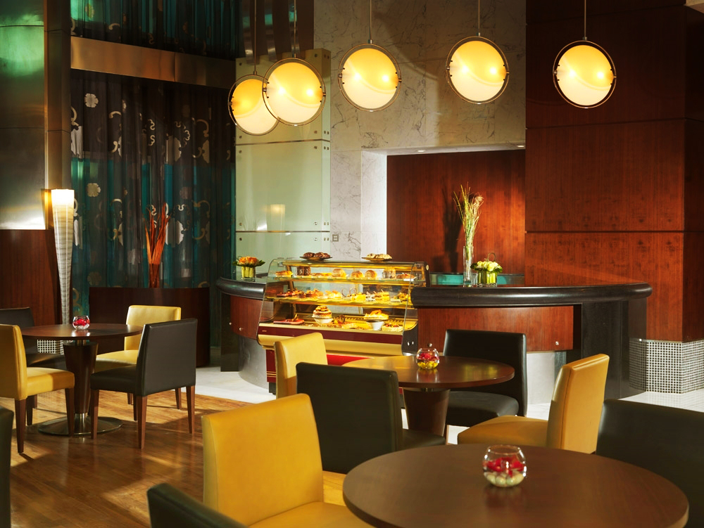 Cafe Rose в Дубаи