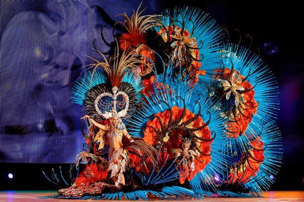 Карнавал Санта-Крус-де-Тенерифе