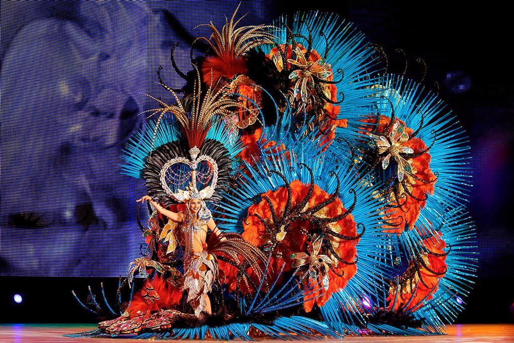 Карнавал на Тенерифе 2015