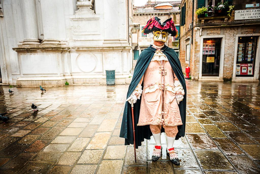Венецианский карнавал, костюмы