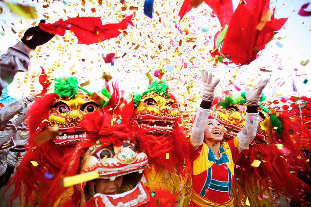Китайский Новый год, традиции празднования