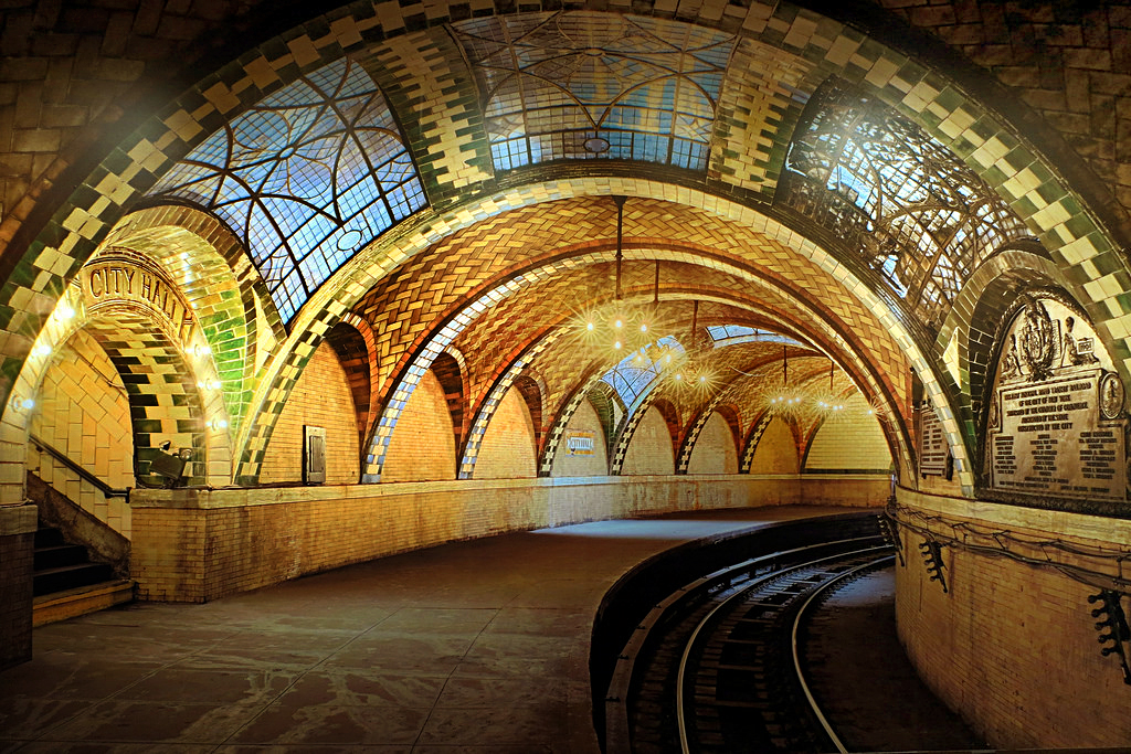 City Hall station, метро Нью-Йорка