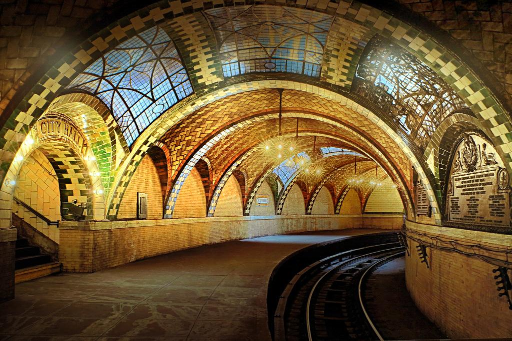 City Hall station, метро Нью-Йорка