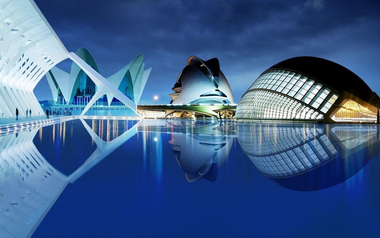 Валенсия: Город искусств и наук