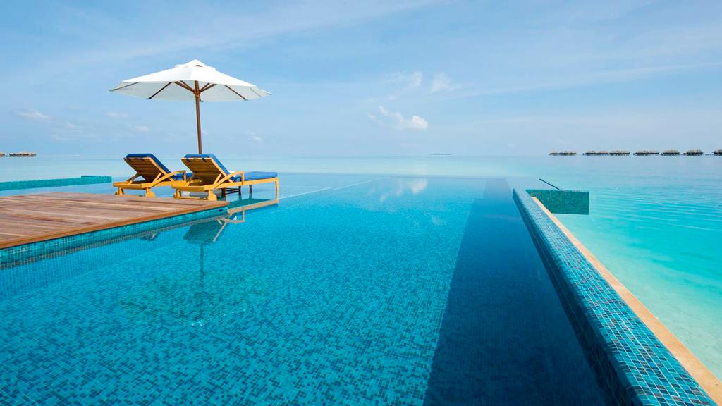 Conrad Maldives, остров Рангали, Мальдивы