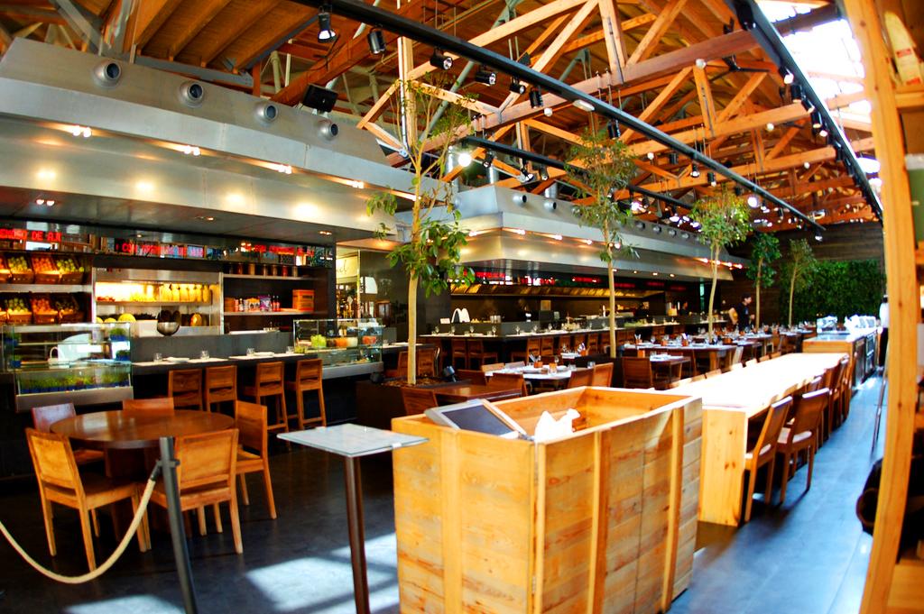 Ресторан Cuines Santa Caterina, Барселона