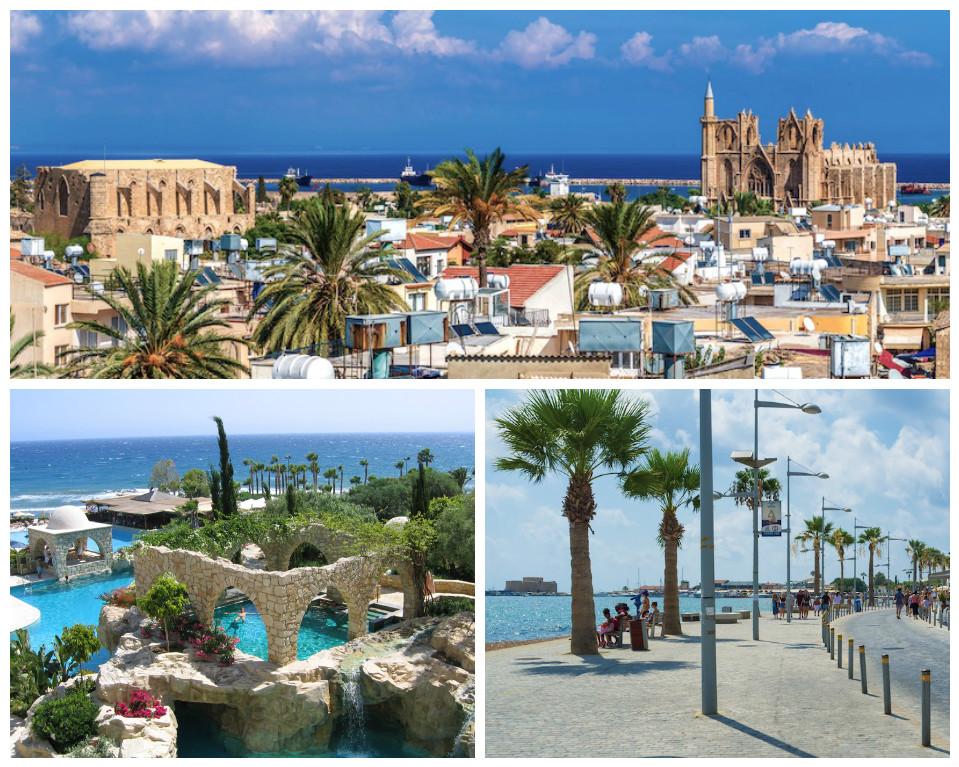 Красивые места Кипра