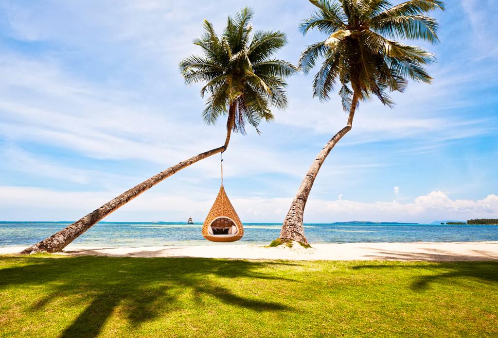 Dedon Island Resort, Dapa, Филиппины