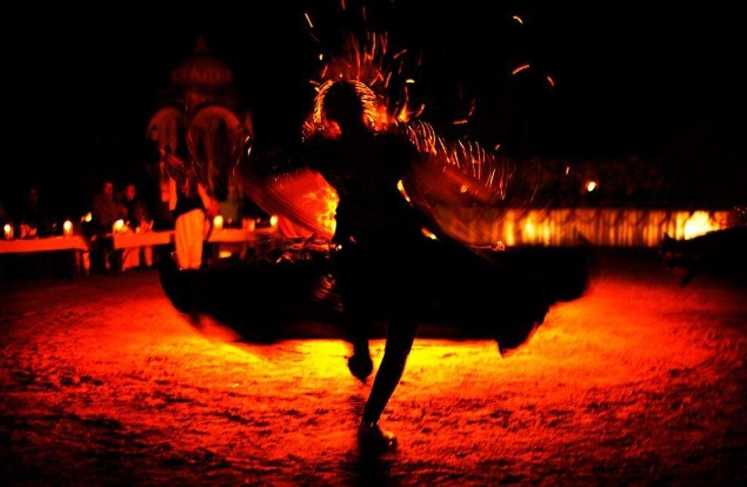Празднование Дивали в Индии