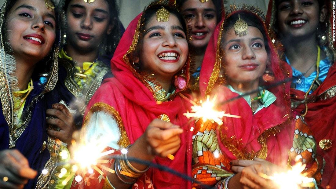 Дипавали в Индии