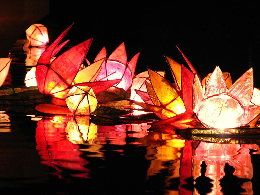 Праздник огней Дивали