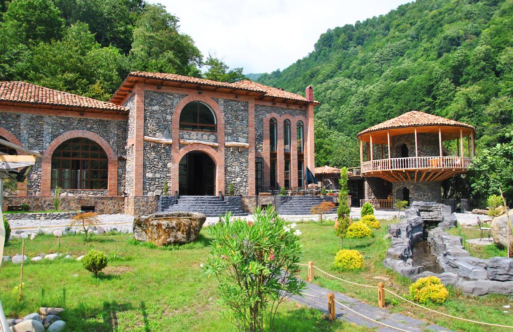 Дом Аджарского Вина, Грузия