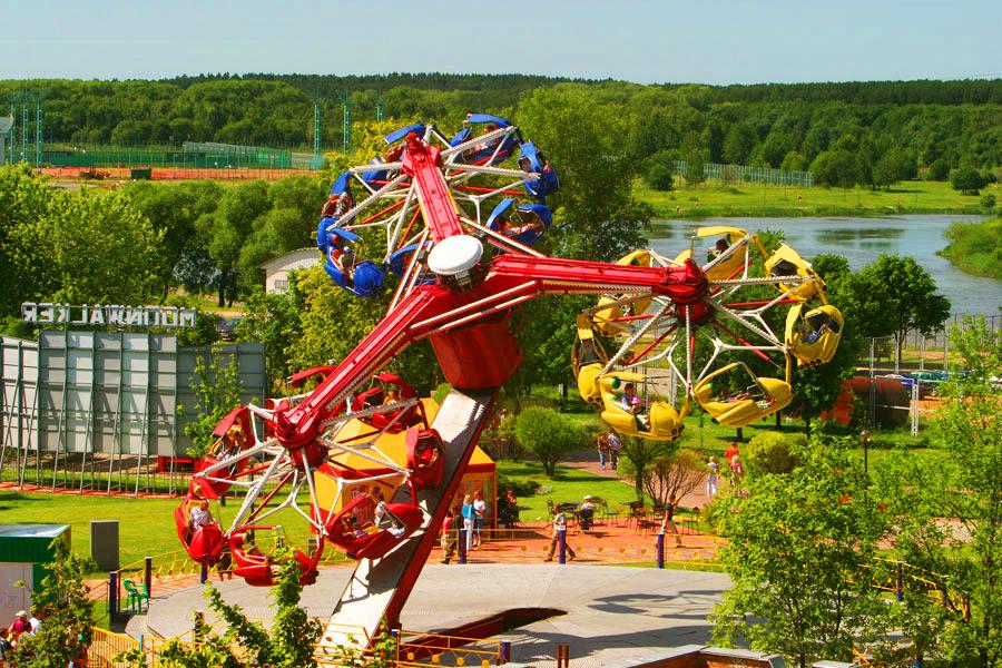 Парк Dreamland
