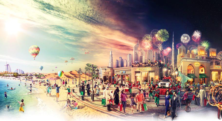 Ярмарка Dubai Sales Festival