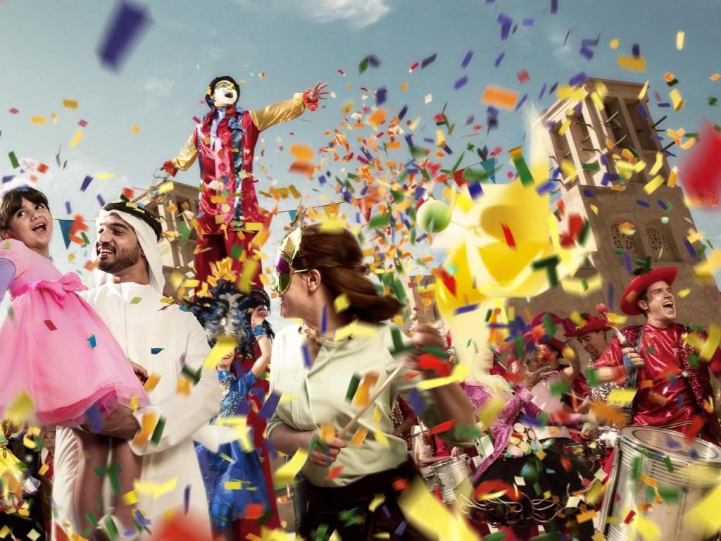 Фестиваль Летние сюрпризы в Дубае, ОАЭ