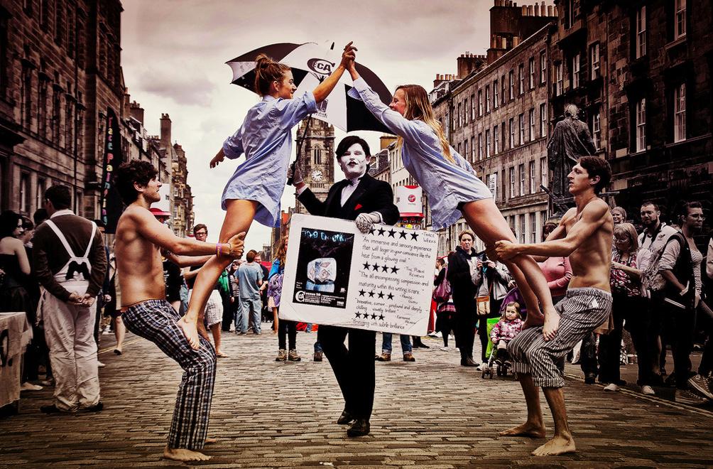 Эдинбургский фестиваль Fringe