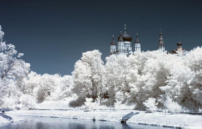 Феофания зимой