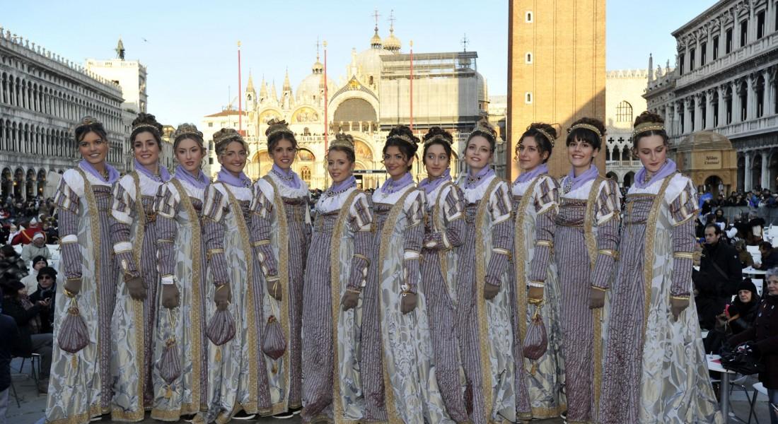 Фестиваль Марии в Венеции