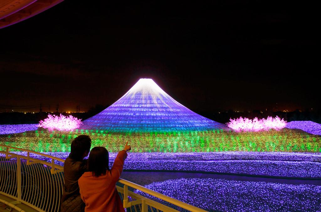 Фестиваль огней, Япония