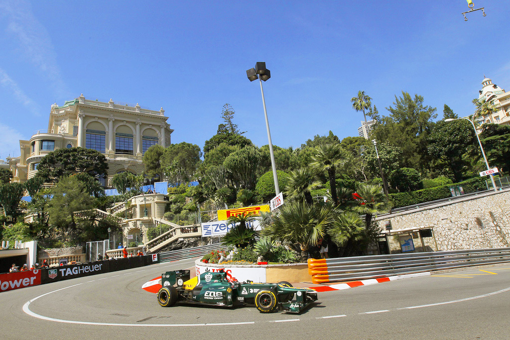 Формула-1, Монте-Карло