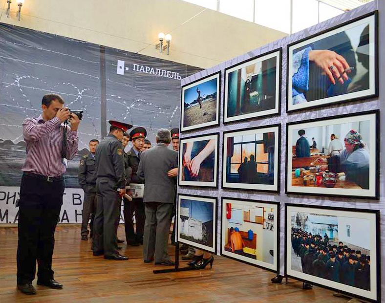 Фотовыставка «Параллель», музей изобразительных искусств имени Г. Айтиева, Бишкек