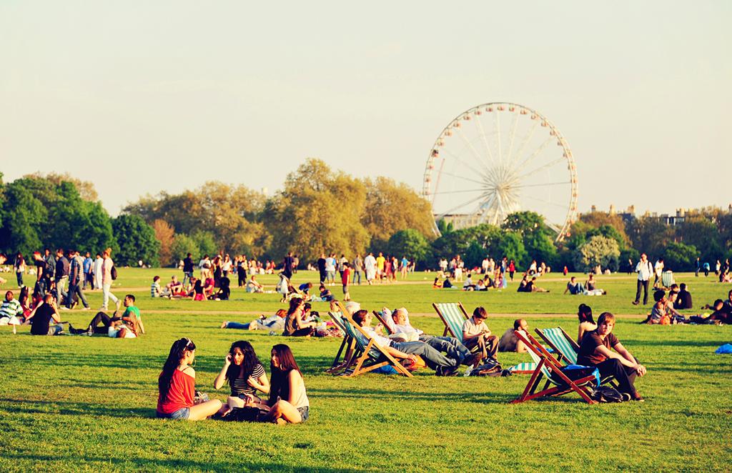 Гайд Парк, Лондон