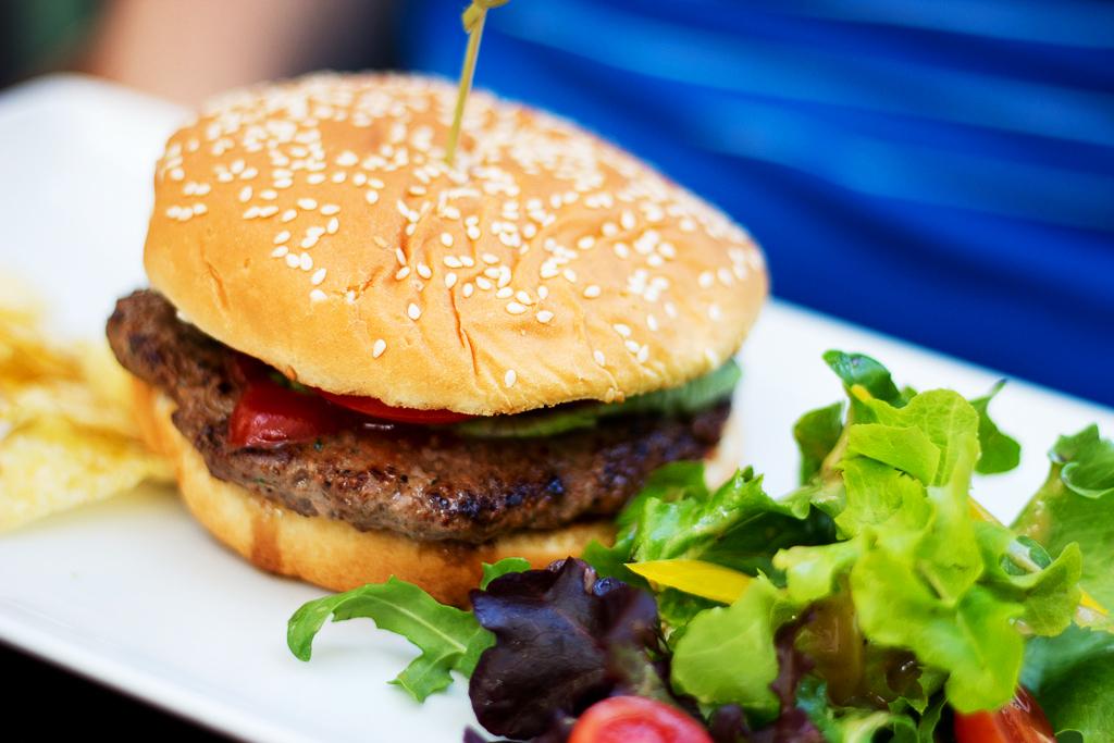 Гамбургер, Венгрия