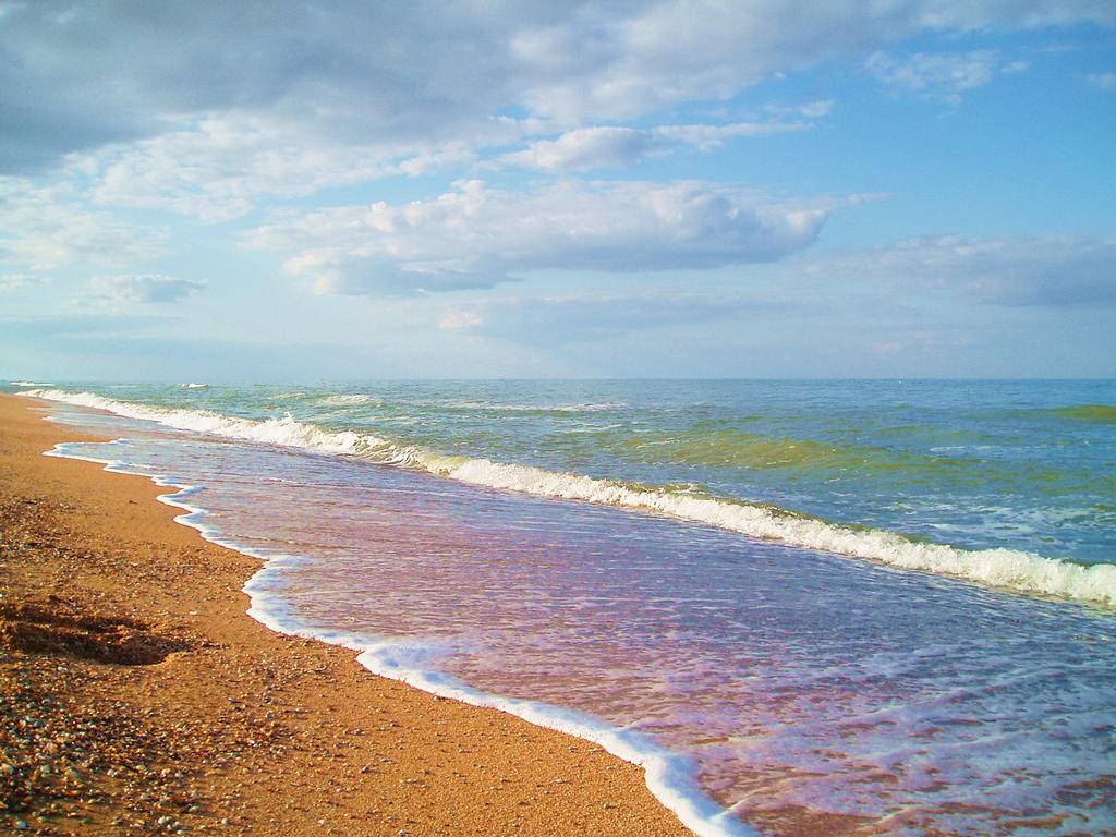 отдых на море в Украине