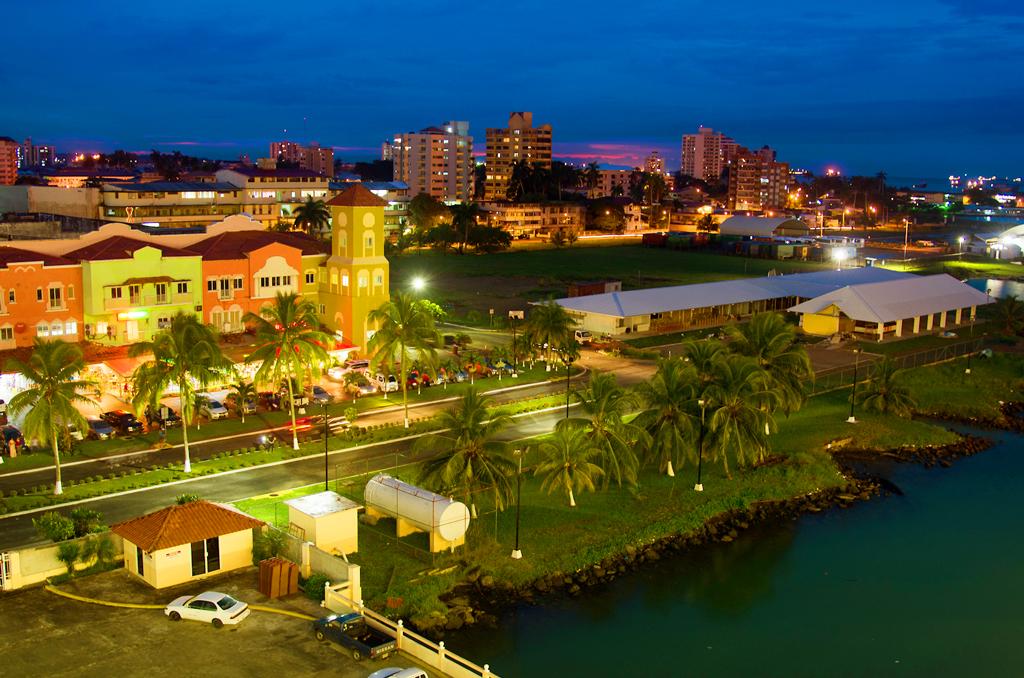 Город Колон, Панама