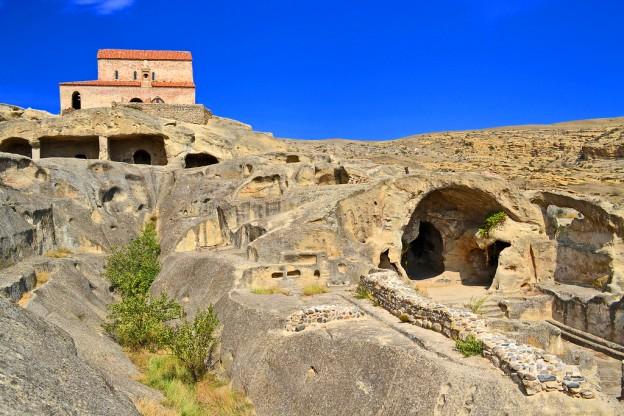 Город-крепость Уплисцихе, Грузия