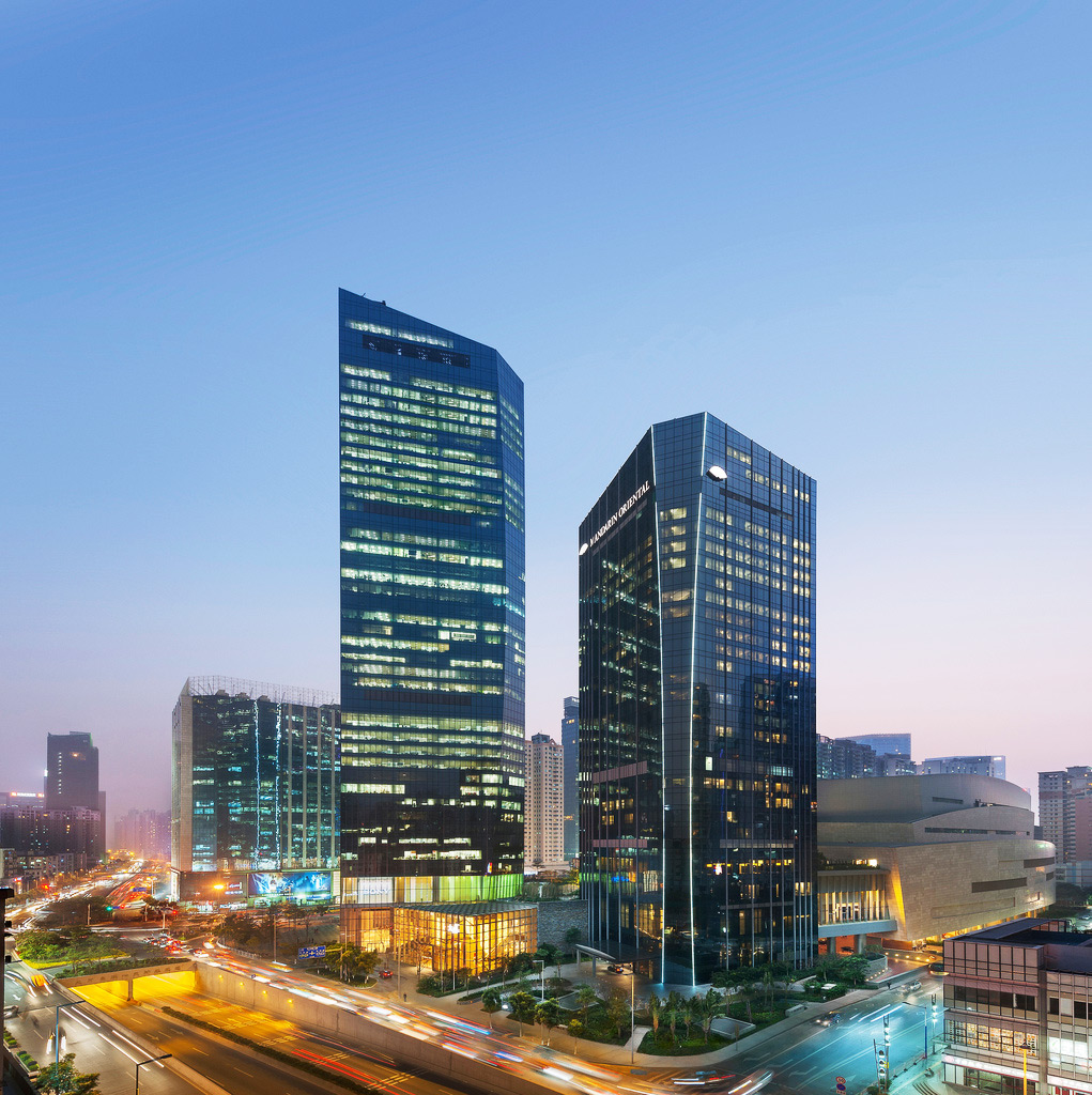 Гостиница Mandarin Oriental, Гуанчжоу