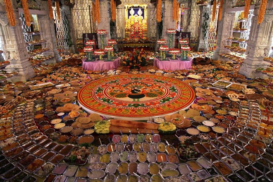 Гвардхана Пуджа на Дивали