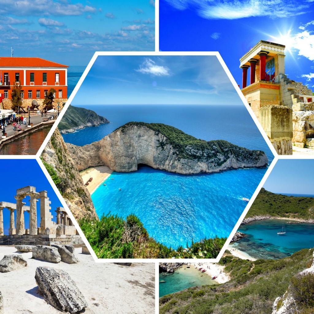 Лучшие курортные острова Греции для отдыха