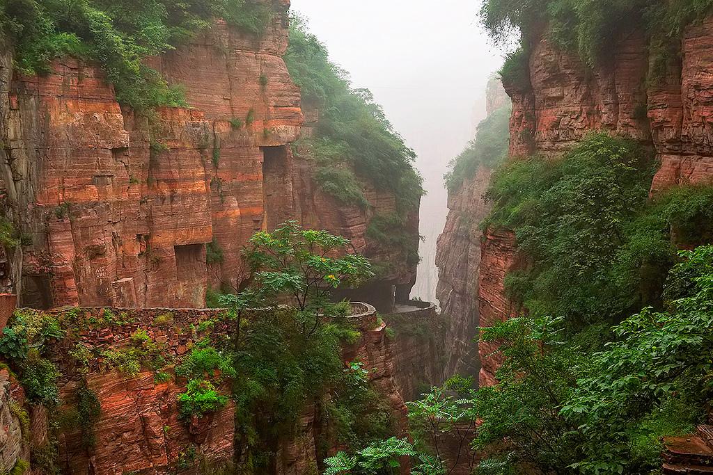Туннель Гуалянь или «Путь, который не терпит ошибок»