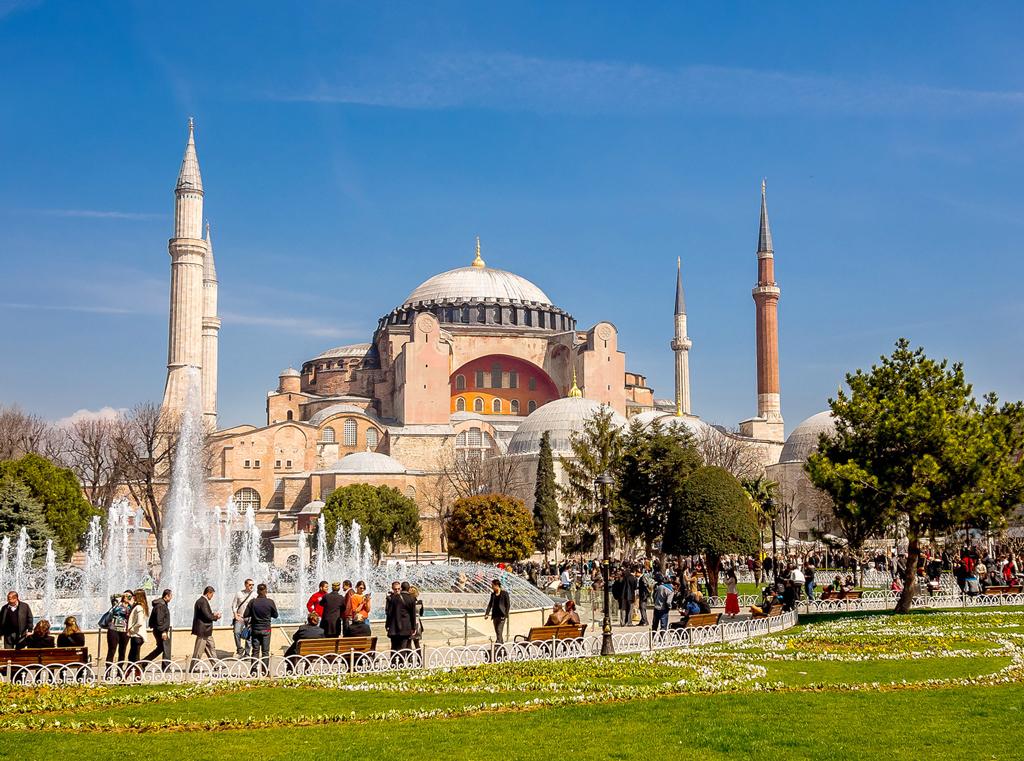 Музей Айя-Софья, Стамбул