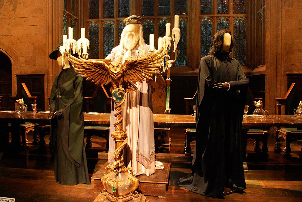 Музей The Making of Harry Potter